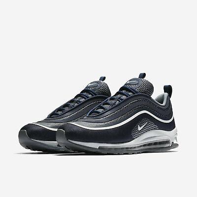 Nike Air Max 97 Ultra'17 GS 917999 003 BLEU Chaussures Hommes Sneaker NEUF T. 37,5 | eBay
