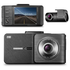 Thinkware X550 2CH Front & Rear Dash Cam Drive Recorder HD 1080p 32gb Sony Exmor