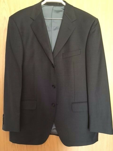 New M&S Collezione Suit Grau