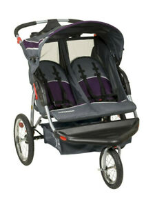 Baby Trend Expedition Double Jogger Stroller - Elixer | eBay