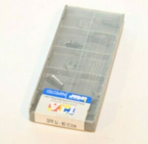 DGR 3102J-6D IC328 ISCAR ** 10 INSERTS *** FACTORY PACK *****
