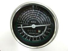 Replacement Tachometer Will Fit John Deere Model 60 Black Face