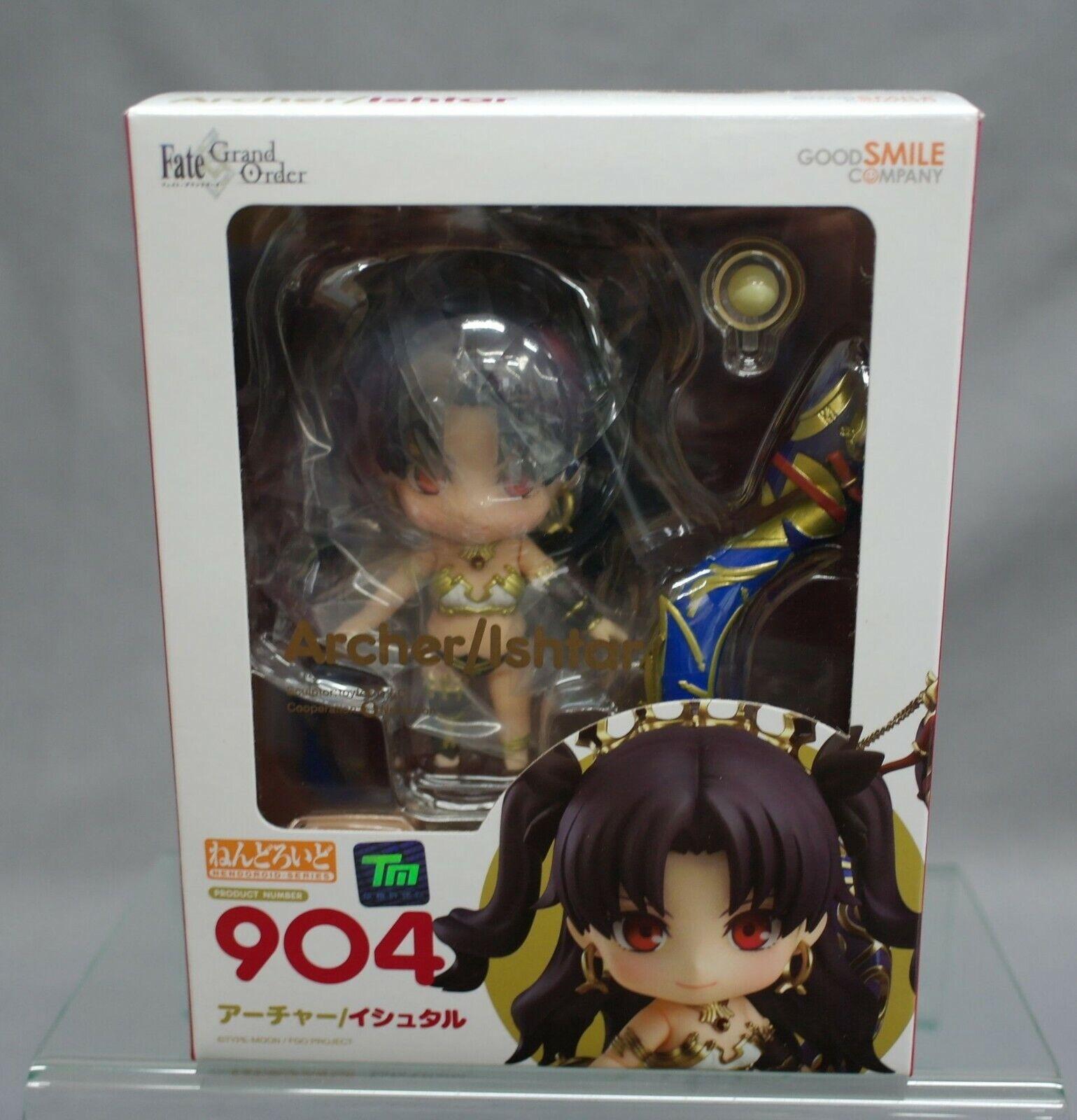Nendoroid Fate Gre Order Archer Ishtar Good Smile azienda Japan nuovo