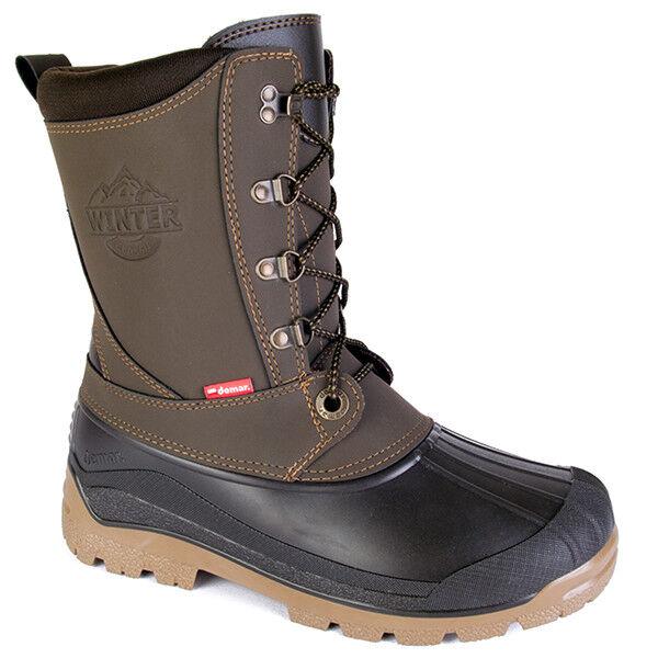Demar thermobotas caza botas botas de invierno con forro lana invierno Classic
