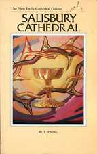 Spring, Roy THE NEW BELL'S CATHEDRAL GUIDES--SALISBURY CATHEDRAL Paperback BOOK