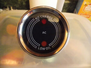 Details about DAVID BROWN TRACTOR CHARGE AND OIL GAUGE