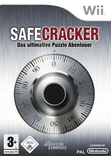 Nintendo Wii jeu - Safecracker dans l'emballage utilisé