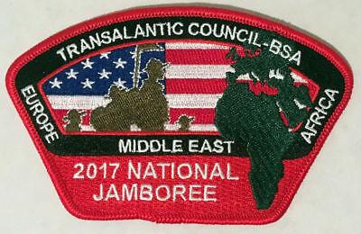 Black Eagle Lodge 482 Transatlantic Council Europe Middle East Africa CSP Set