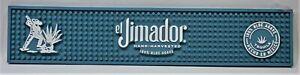 El Jimador Téquila Blue Agavetapis égouttoir Bar Caoutchouc 50x10x1 Cm Neuf