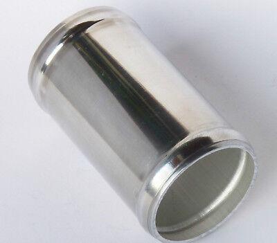 Alu-Verbinder AD 48mm*** Alurohr Aluminium Rohr Alu Schlauchverbinder Turbo LLK