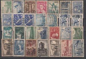 FRANCOBOLLI-1935-38-FRANCIA-LOTTO-Z-9721