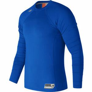57132e99 Image is loading New-Balance-Mens-Long-Sleeve-3000-Baseball-Shirt