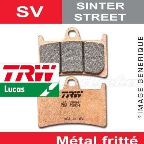 Pastillas de Freno Delantero TRW Lucas MCB 736 Sv Para BMW R 1200 R ABS 06-14