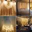3x3M-300-LED-Lumiere-Fee-Rideau-de-Fenetre-Noel-Fete-Lampe-Exterieur-mariage-DD miniature 1