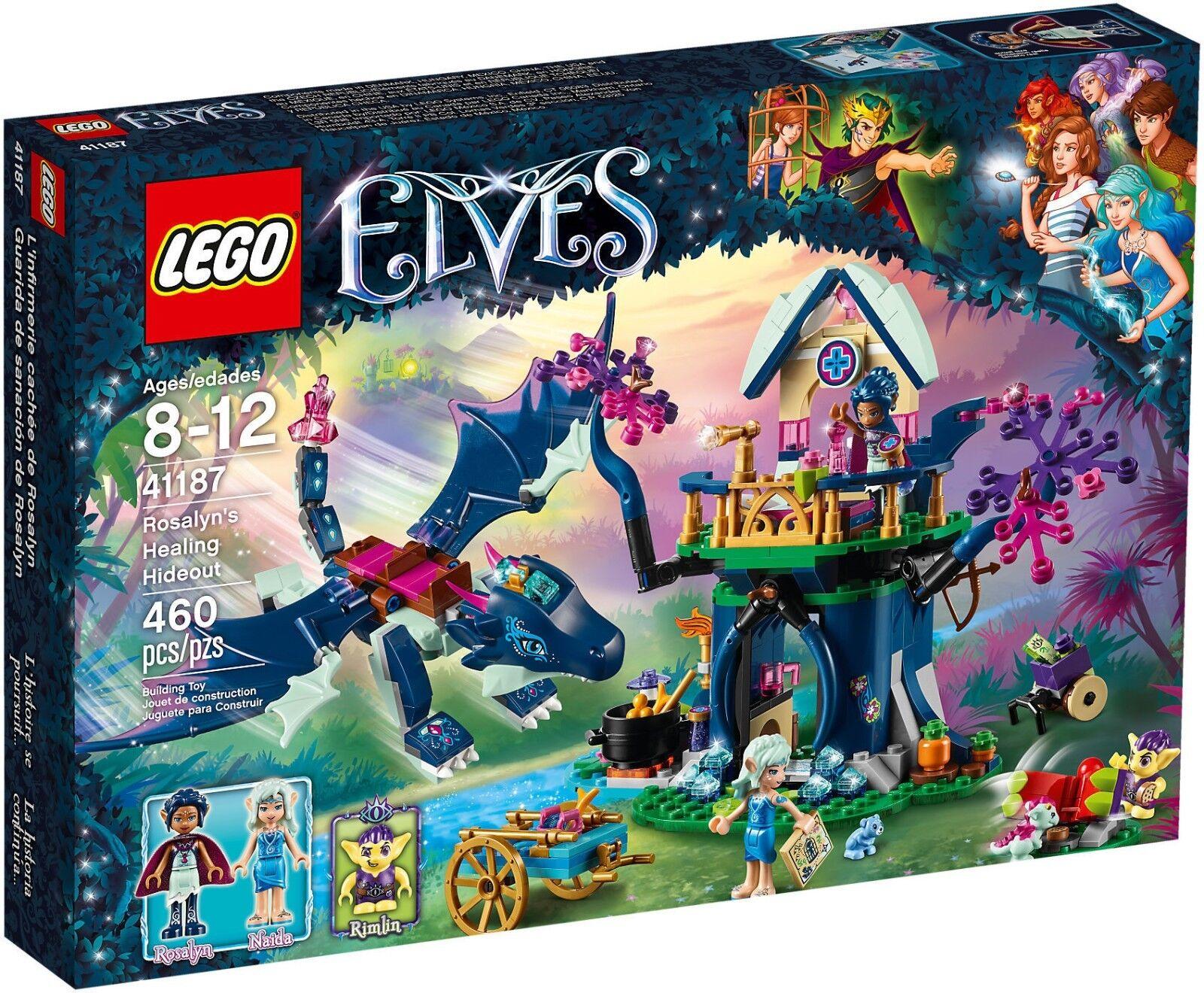 ELFES LEGO 41187 LE SANCTUAIRE DELLA À TES SOUHAITS PAR roseLYN NEUF