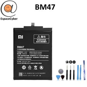 Batterie-Xiaomi-BM47-Redmi-3-3S-3X-3-Pro-Redmi-4-4X-4000-mAh