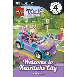 LEGO-Friends-Welcome-to-Heartlake-City-DK-Readers-Level-4-by-Helen-Murray