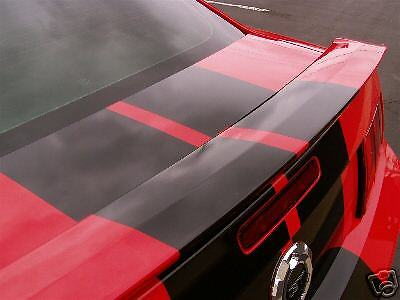 2005-2009 Mustang Racing Lemans Rally Stripes 3M Black