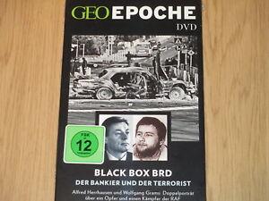 GEO EPOCHE - NUR DIE DVD: BLACK BOX BRD - DER BANKIER UND DER TERRORIST - TOP
