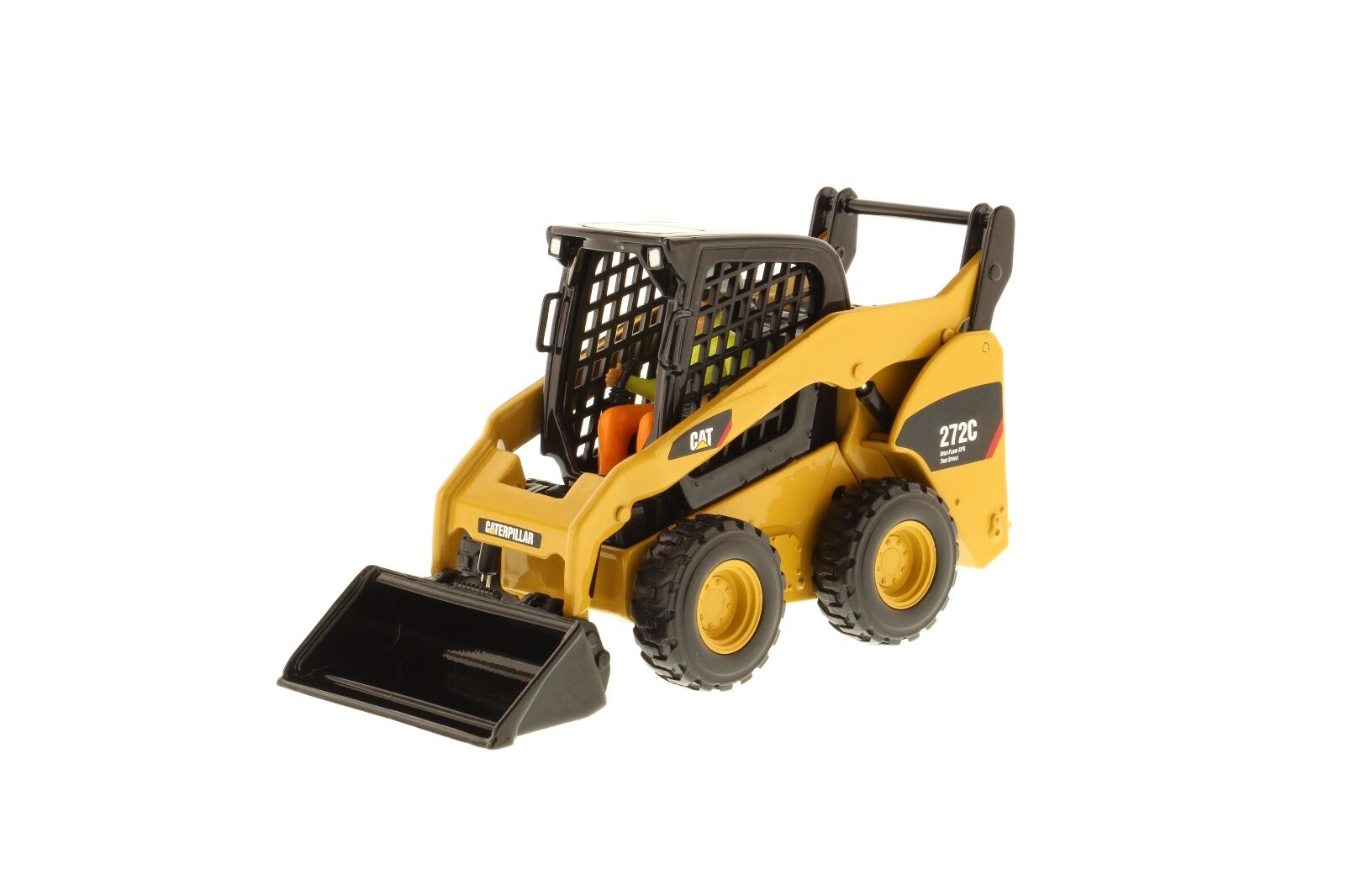 Caterpillar® 1 32 scale Cat 272C Skid Steer Loader - Diecast Masters 85167