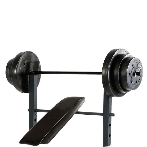 BRAND NEW Weights Set Including Adjustable Olympic Bench Combo