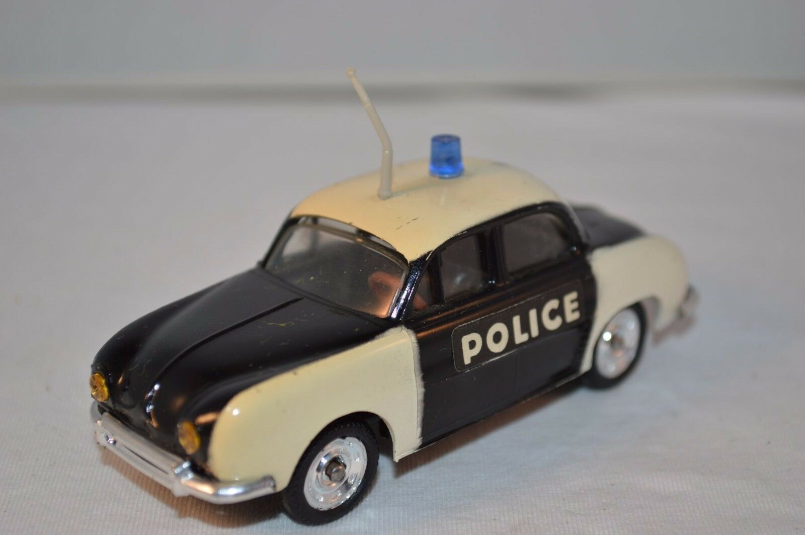 Minialuxe Renault Ondine Police excellent plus all original condition old model