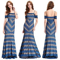Summer Ladies Bridesmaid Prom Maxi Dress Formal Evening Party Cocktail Long Gown