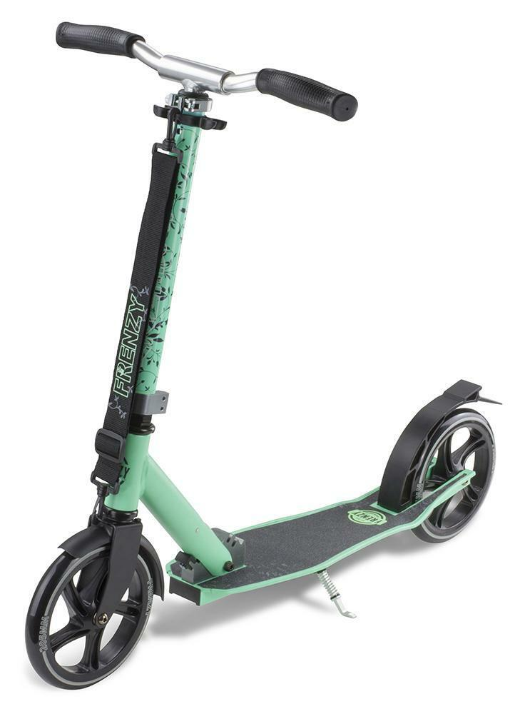 Frenzy 205mm Scooters 205mm Frenzy Kids Recreational Scooter, Teal 20e2e0