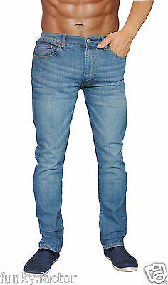 Mens Boys Branded Stoneage Mens Slim Fit Skinny Denim Jeans Slim Fit Jeans Bnwt Guter Geschmack