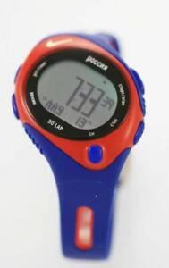 Nike Triax Speed 50 Regular Athens Ladies Russian Chrono Alarm Track Field Watch