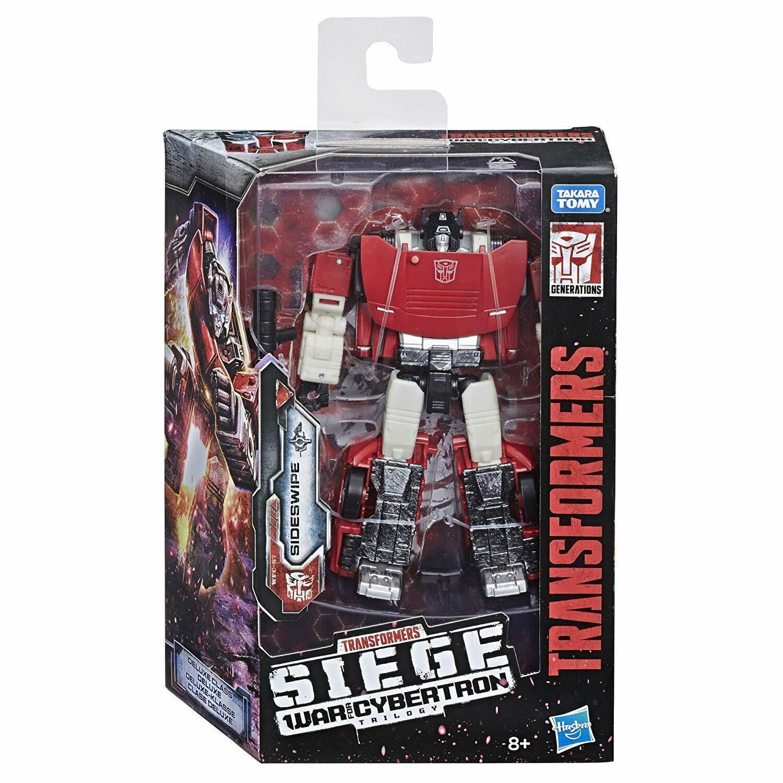 Transformers Gen WFC Deluxe Sideswipe