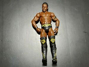 WWE-Mattel-2010-Kofi-Kingston-Action-Figure-7-034-FREE-SHIPPING