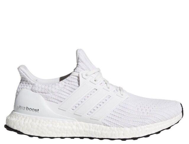 Adidas Ultraboost 4.0 Flat White, Womens Adidas Boost