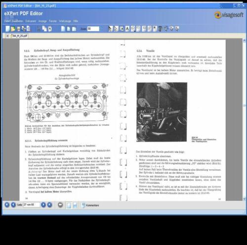 manuale di istruzioni... Multicar m25 RICAMBIO elenco