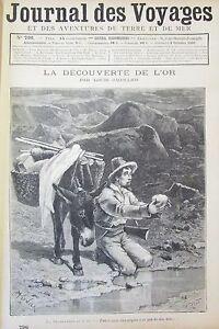 Zeitung-der-Voyages-Nr-796-von-1892-California-Gelehrten-D-Gold-Christophe