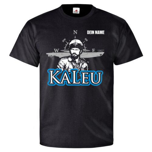 Sous-marin Kaleu PERSONNALISE Capitaine de Corvette capitaine véhicule Submersible T Shirt #25832