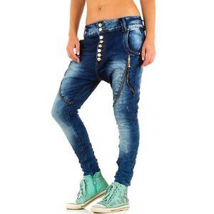 Zippern Gr boyfriend 42 Jeans originali Mit 34 CFnqt