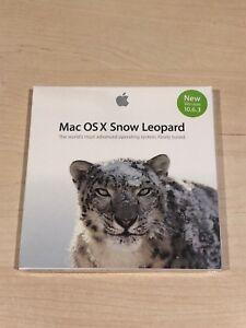 mac os x snow leopard new version 10.6.3
