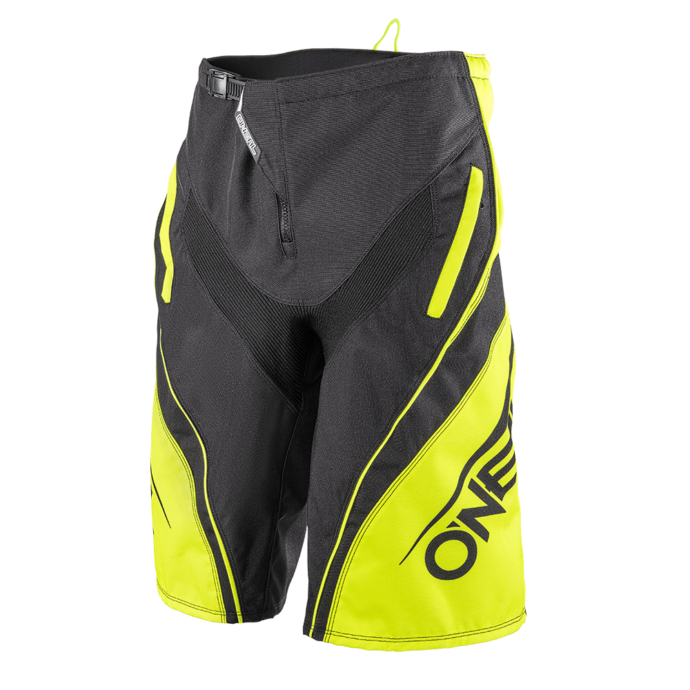 ONEAL ELEHommesT FR courte ADULTO FLUO jaune