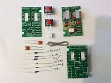 """Psk-31 """"EASY DIGIâ""""¢"""" Sound Card Interface PSK RTTY SSTV NBEMS JT-65 PCB KIT"""