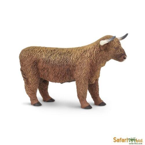 Scozzese Highland bovino 13 cm Serie Fattoria Safari Ltd 162329 novità 2017