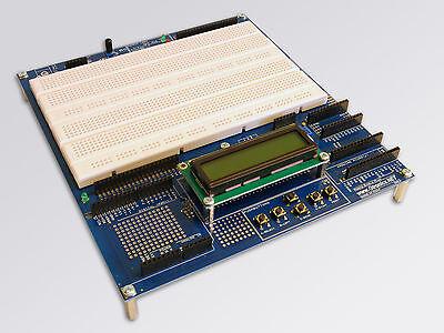 PROTO SHIELD PLUS LCD KIT per ARDUINO