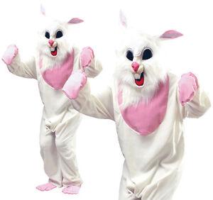 Adulto completo Bunny Rabbit Tuta Costume Outfit  </span>