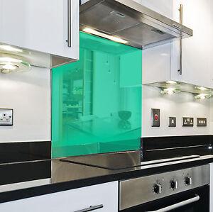 Splashback-Paraspruzzi-Protezione-Cucina-colore-tinta-unita-acquamarina