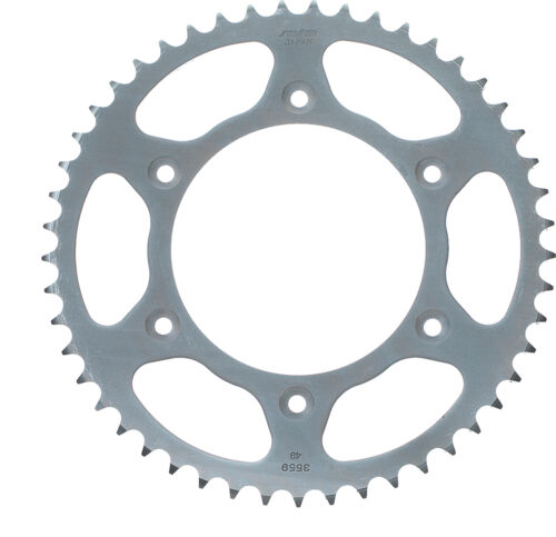 Suzuki LT500R QuadRacer,LT300E,LT250EF SUNSTAR REAR SPROCKET STEEL 40T Fits
