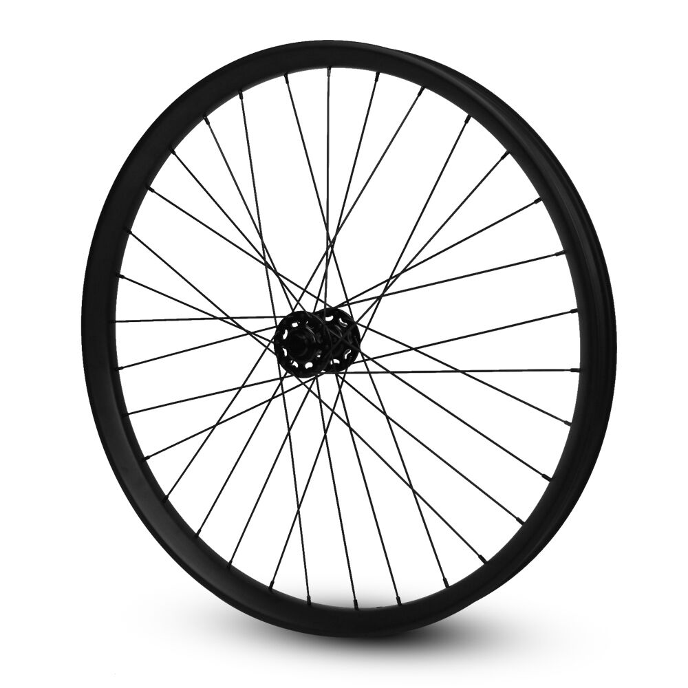 27.5er 650B  MTB Carbon wheel for front 35mm width with boost hub 15110mm Axle  offering 100%
