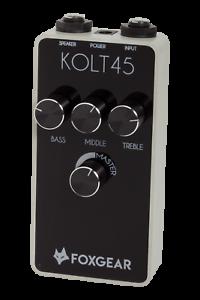 Used Foxgear Kolt 45 Power Amplifier Guitar Effects Pedal
