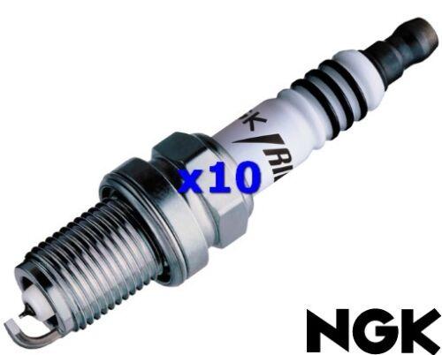 R5674-9 NGK Spark Plug Racing 10pcs