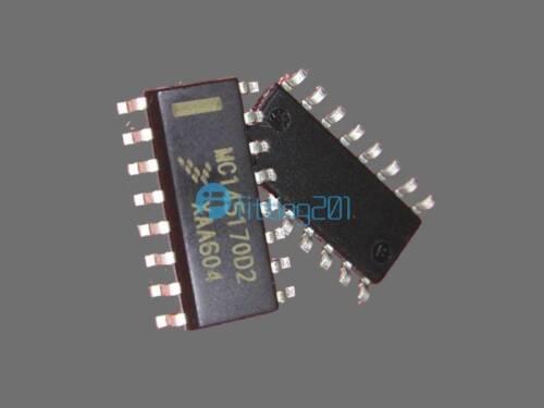 New 5PCS MC145170D2 FREESCALE Encapsulation:SOP-16,CMOS PLL FREQUENCY