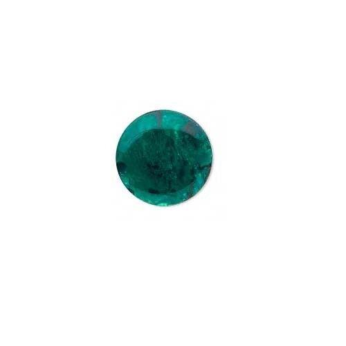 Big Bright Iridescent 20mm Round Flat Back Paua Shell Cabochon Embellishment